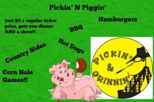 Pickin' N Piggin' @ Badgett Playhouse | Grand Rivers | Kentucky | United States