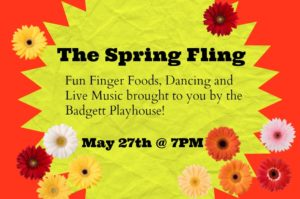 The Spring Fling @ Badgett Playhouse @ Badgett Playhouse | Grand Rivers | Kentucky | United States