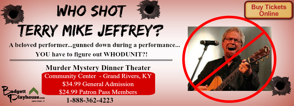 Who Shot Terry Mike Jeffrey?